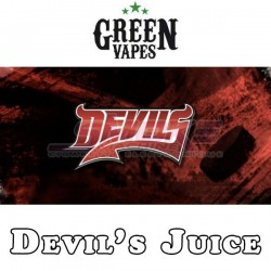 Devil's Juice - Green Vapes
