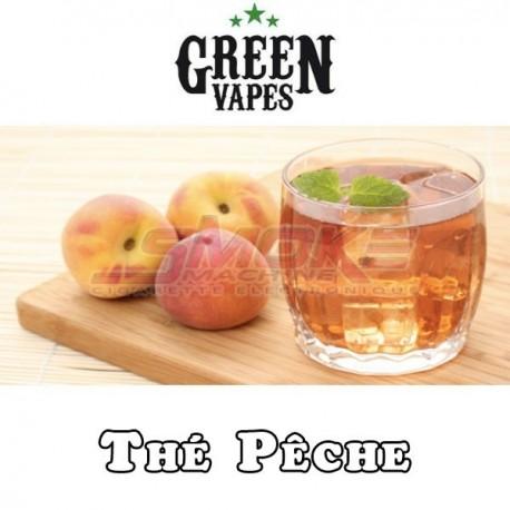Green Vapes Thé Pêche