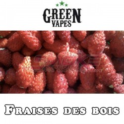 Fraise des bois - Green Vapes