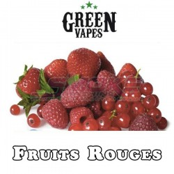 Green Vapes Fruit Rouge