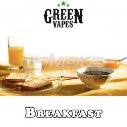 Breakfast - Green Vapes