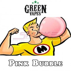 Pink Bubble - Green Vapes