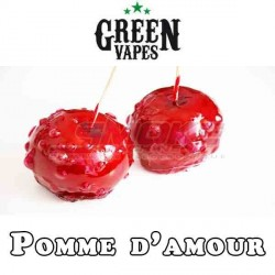 Pomme D'amour - Green Vapes