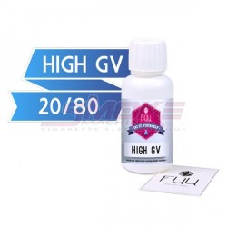 Base DIY 20PG / 80VG 4125ml - The Fuu