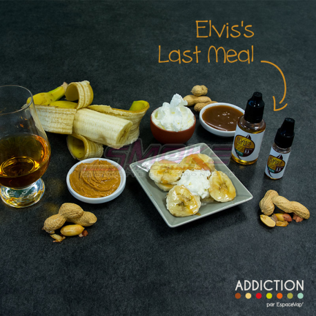 Elvis's Last Meal - Addiction