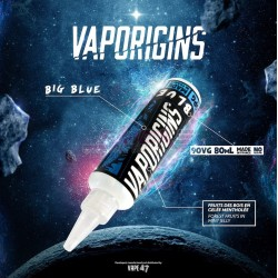 Big Blue - Vaporigins