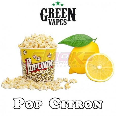 Pop Citron - Green Vapes