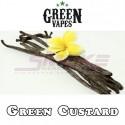 Green's Custard - Green Vapes