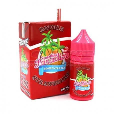Double Strawberry - Sunshine Paradise
