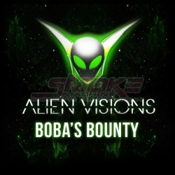 BOBA'S BOUNTY 100ML - ALIEN VISIONS