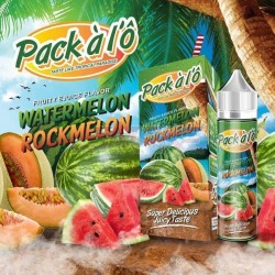 Watermelon Rockmelon - Pack à l'ô