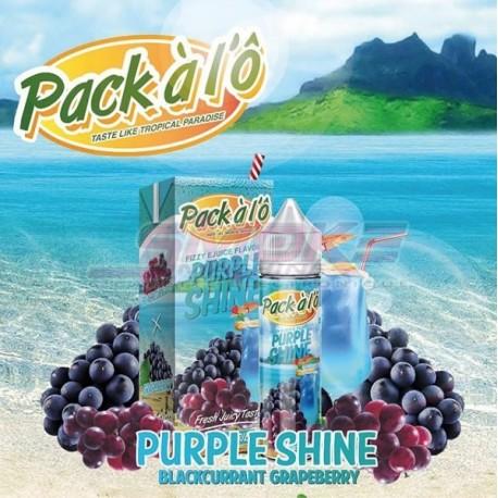 Purple Shine - Pack à l'ô