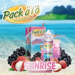 Sunrise - Pack à l'ô