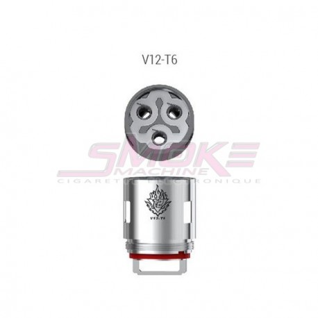 Résistances TFV12 T6 - Smok