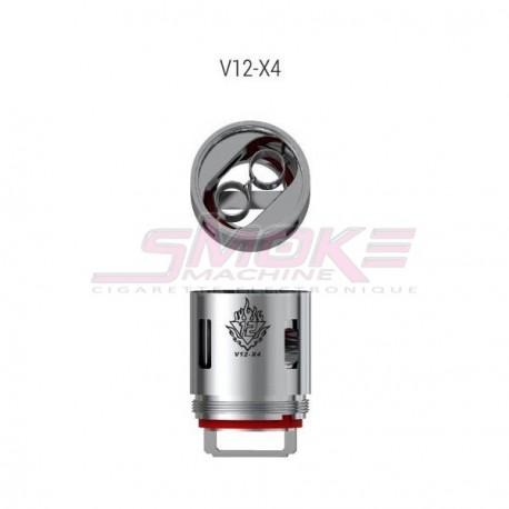 Résistances TFV12 X4 - Smok