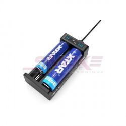 Chargeur d'accus MC2 Plus - Xtar