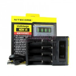 Chargeur d'accus Nitecore I4