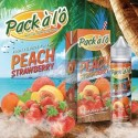 Peach Strawberry - Pack à l'ô