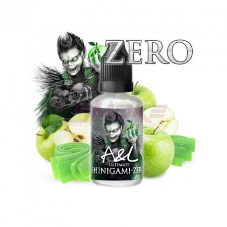 Shinigami Zero concentré - Arômes et liquides