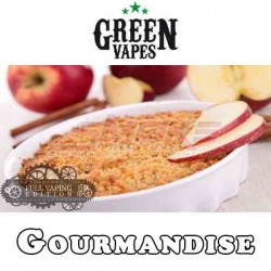 Full Vaping Gourmandise - Green Vapes