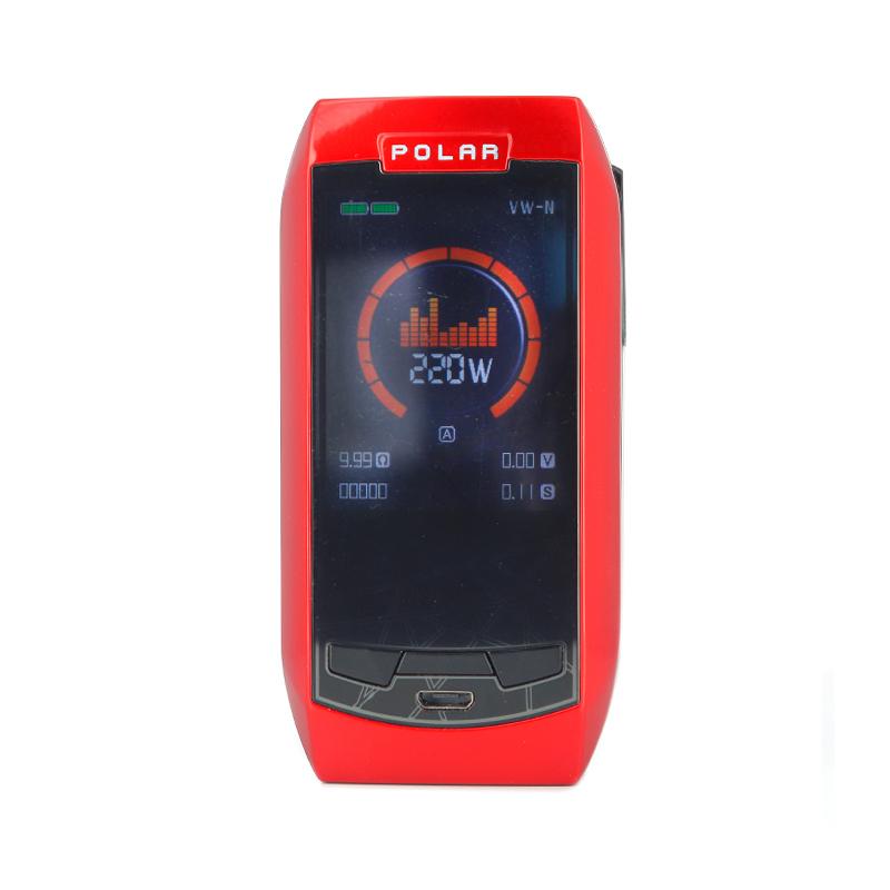 box vaporesso polar 220w