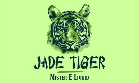 Jade Tiger logo Mister E-Liquid