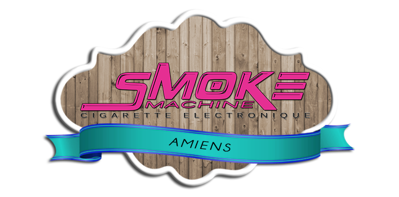 logo smoke machine amiens magasin de cigarette electronique