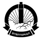 stentorian logo