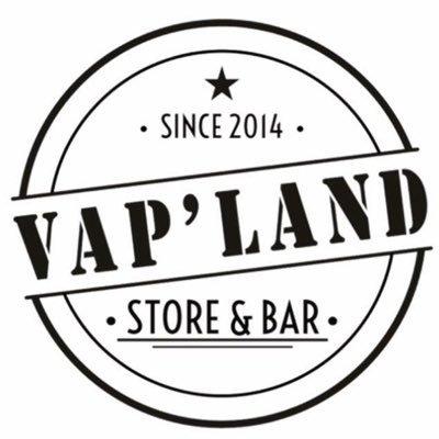 Vap'land Logo