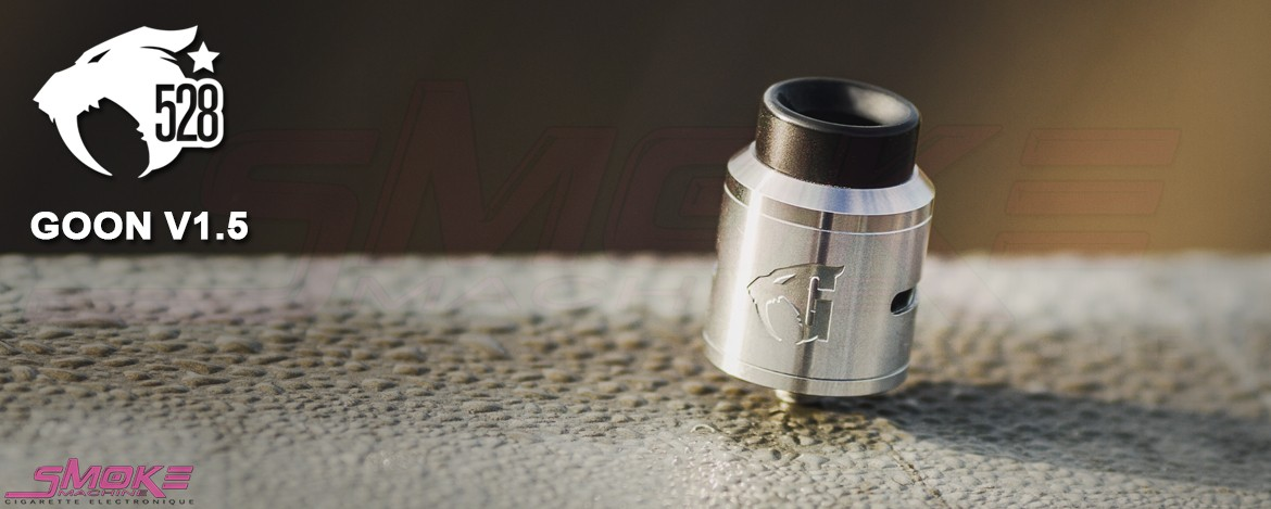 528 custom vapes Goon V1.5
